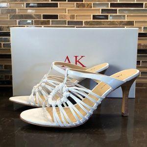 AK Anne Klein Maleominster strappy Heel sandals